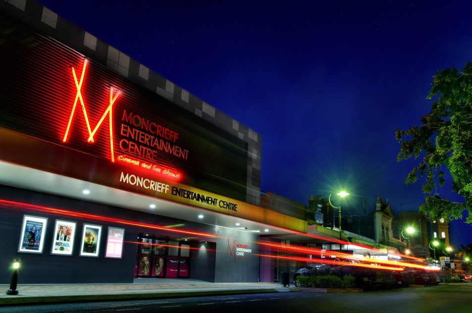 Moncrieff Entertainment Centre - Accommodation Redcliffe