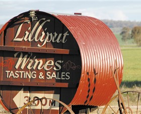 Lilliput Wines - Accommodation Redcliffe