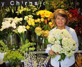Judy Chirnside Flowers - Accommodation Redcliffe
