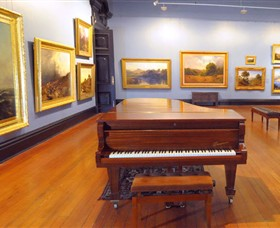 Art Gallery of Ballarat - Accommodation Redcliffe
