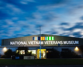 National Vietnam Veterans Museum - Accommodation Redcliffe