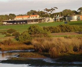 Torquay Golf Club - Accommodation Redcliffe