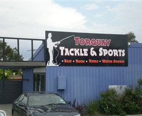 Torquay Tackle  Sports - Accommodation Redcliffe