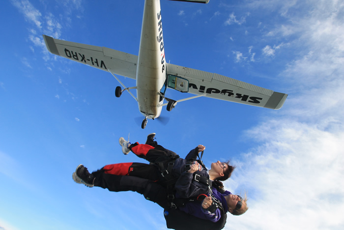 Australian Skydive - Accommodation Redcliffe