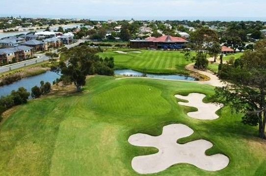 Patterson River Golf Club - Accommodation Redcliffe
