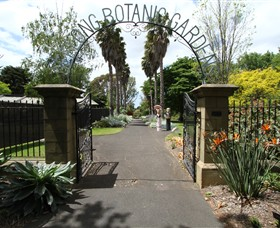 Friends of Geelong Botanic Gardens - Accommodation Redcliffe