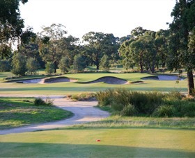 Huntingdale Golf Club - Accommodation Redcliffe