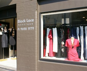 Black Lace - Accommodation Redcliffe