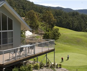Kangaroo Valley Golf Club - Accommodation Redcliffe