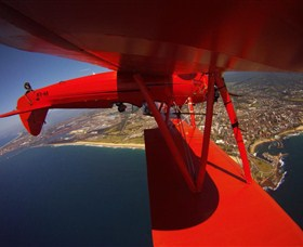 Southern Biplane Adventures - Accommodation Redcliffe