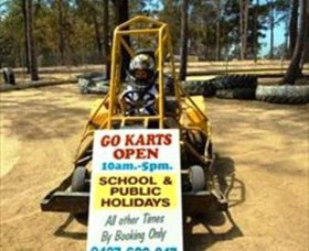 GTS Dirt Karts - Accommodation Redcliffe