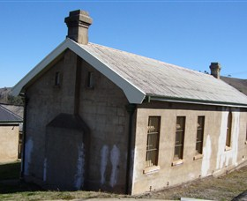 The Old Gundagai Gaol - Accommodation Redcliffe