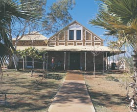 Roebourne Court House - Accommodation Redcliffe