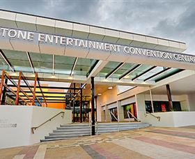 Gladstone Entertainment and Convention Centre - Accommodation Redcliffe
