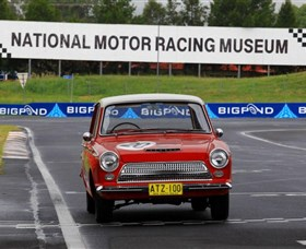 National Motor Racing Museum - Accommodation Redcliffe