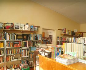 Corryong Browsers Bookshop - Accommodation Redcliffe