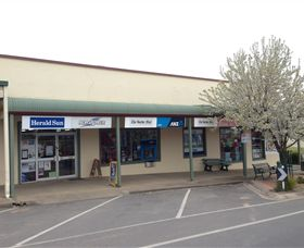 Corryong Newsagency - Accommodation Redcliffe