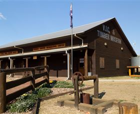 South Burnett Region Timber Industry Museum - Accommodation Redcliffe