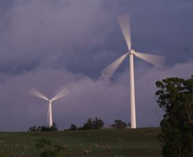 Crookwell Wind Farm - Accommodation Redcliffe