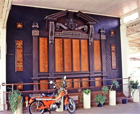 Toowoomba Railway Station Memorial Honour Board - Accommodation Redcliffe