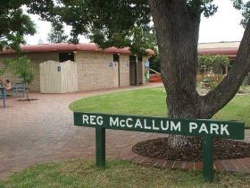 Reg McCallum Park - Accommodation Redcliffe