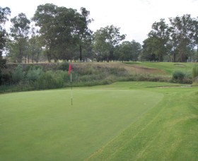 Muswellbrook Golf Club - Accommodation Redcliffe