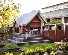 Hollydene Estate Wines and Vines Restaurant - Accommodation Redcliffe