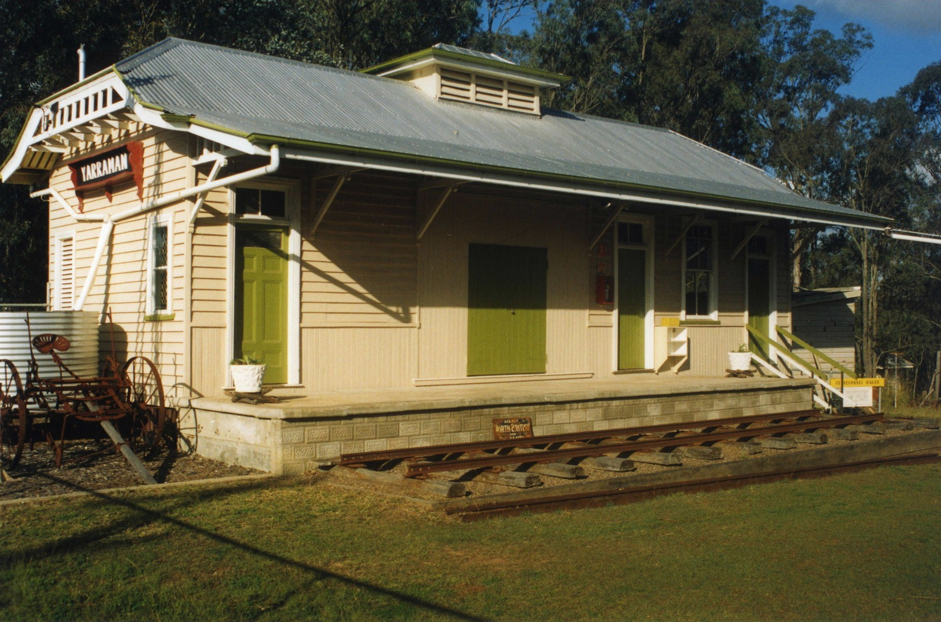 Yarraman Heritage Centre - Accommodation Redcliffe