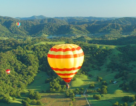 Byron Bay Ballooning - Accommodation Redcliffe