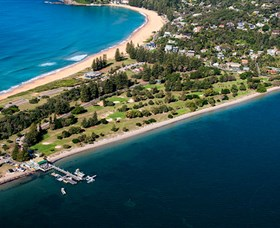 Palm Beach Golf Course - Accommodation Redcliffe