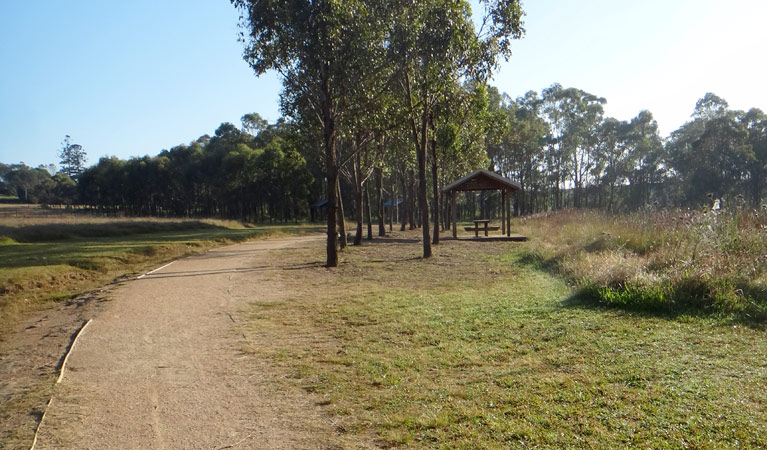 Rouse Hill Estate walk - Accommodation Redcliffe