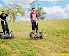 Segway Dude - Accommodation Redcliffe