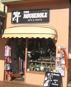 The Mousehole - Accommodation Redcliffe