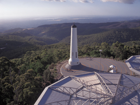 Mount Lofty Summit - Accommodation Redcliffe