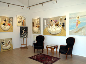 Art Gallery of Adelaide - Accommodation Redcliffe