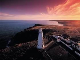 Cape Willoughby Lightstation - Cape Willoughby Conservation Park - Accommodation Redcliffe