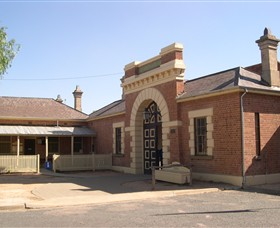 Old Wentworth Gaol - Accommodation Redcliffe