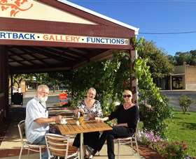 Artback Australia Gallery and Cafe - Accommodation Redcliffe