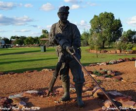 Cobar Miners Heritage Park - Accommodation Redcliffe