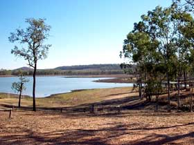 Theresa Creek Dam