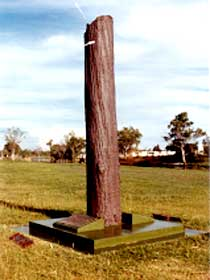 The Flood Memorial or