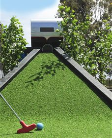 Mini Golf at BIG4 Swan Hill Holiday Park - Accommodation Redcliffe