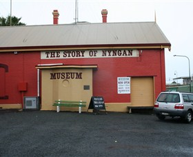 Nyngan Museum - Accommodation Redcliffe