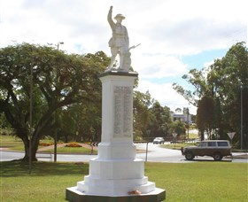 Atherton War Memorial - Accommodation Redcliffe
