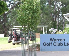 Warren Golf Club - Accommodation Redcliffe