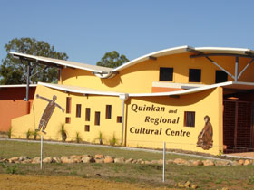 The Quinkan and Regional Cultural Centre - Accommodation Redcliffe