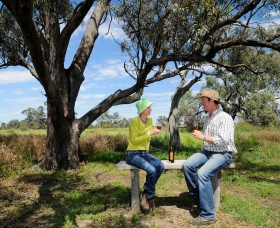 Restdown Wines and Walking Trail - Accommodation Redcliffe