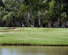 Deniliquin Golf Club - Accommodation Redcliffe