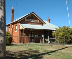 Whitton Courthouse and Historical Museum - Accommodation Redcliffe
