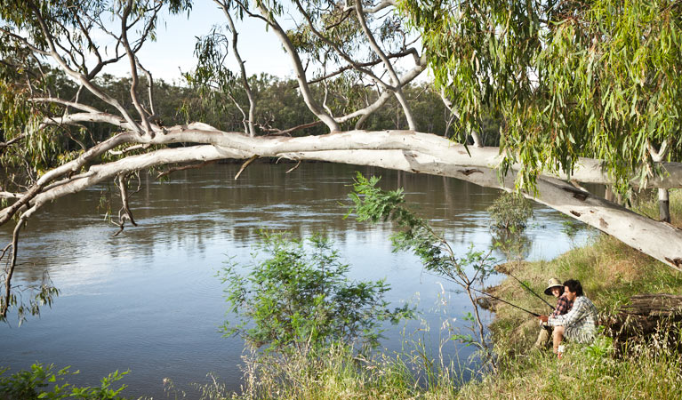 Murray Valley National Park - Accommodation Redcliffe